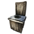 Toilet from Ark: Survival Evolved